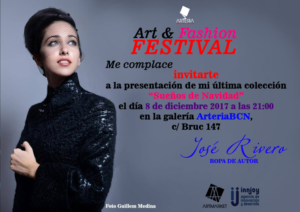 Art & Fashion Festival in frames of Art & Fashion Christmas market